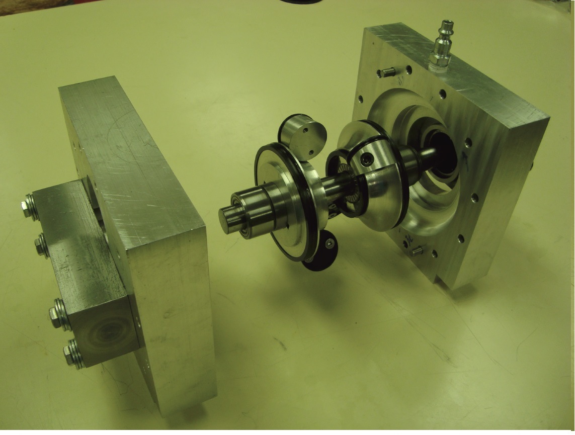 RIICE fig 34 crank and assembly